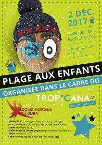 Plage aux enfants, Tropicana @ halle des fêtes | Bassecourt | Jura | Suisse